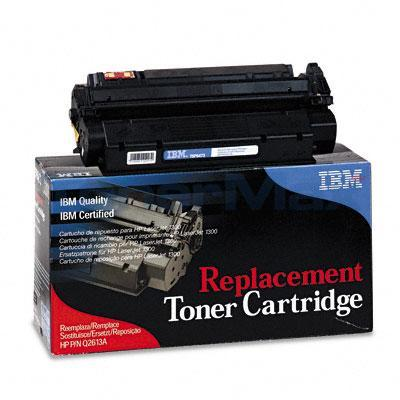 IBM 1300 TONER CART BLACK
